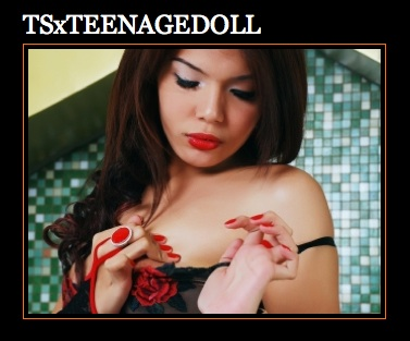 TSxTEENAGEDOLL [[Tranny|Hot Tranny]] [[cock|dick]] sucked live on [[shemales|live shemales]] chat [[webcams|cams]].